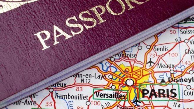 Французская виза