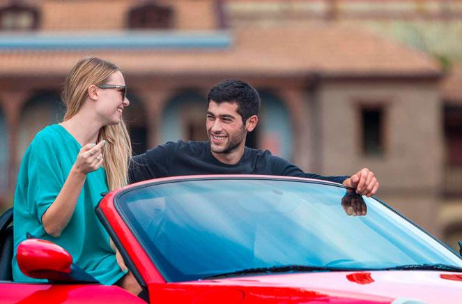 Прокат новых и бывших в употреблении автомобилей
