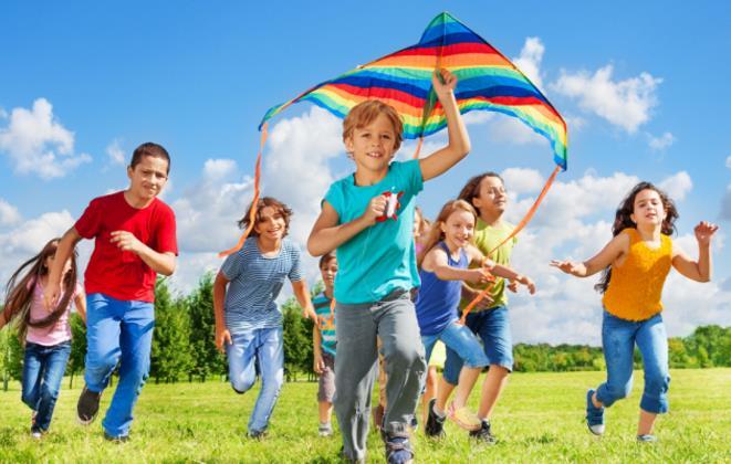 Фото детей на отдыхе из открытых источников