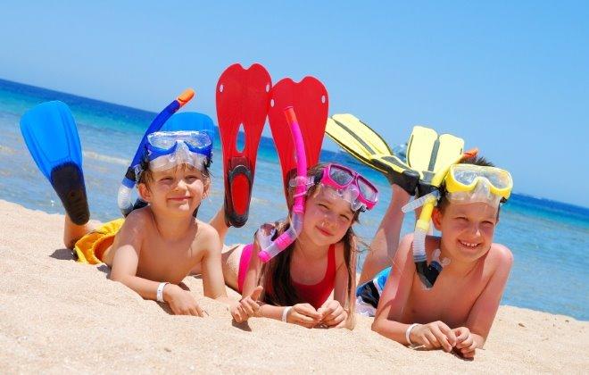 Детские лагеря Греции