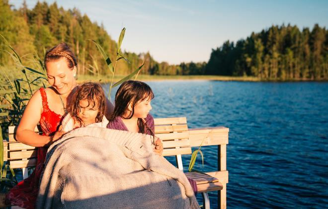 Финляндия для детей: что посмотреть зимой и летом, где остановиться