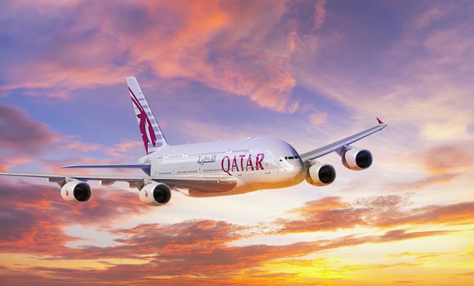 Билеты на Qatar Airways